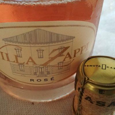 villa zappi rosé tenuta casali